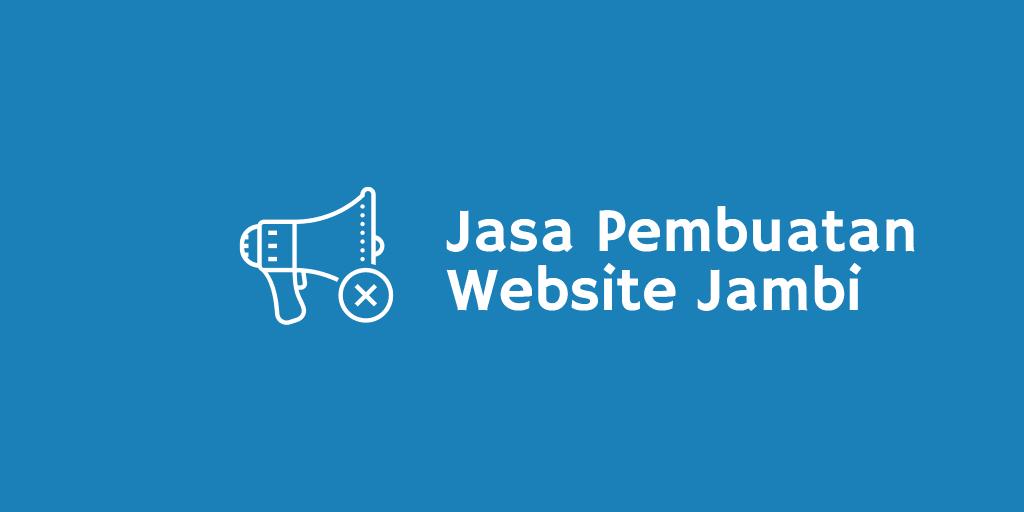jasa pembuatan website jambi