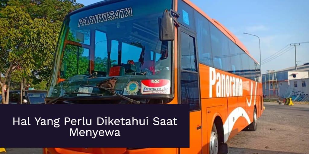 Prosedur Sewa Bus